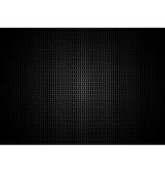 Dark Metal Texture vector image