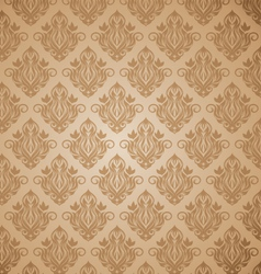 fire-ornament-pattern vector image