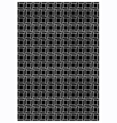 Square tile block pattern vector