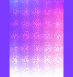 Abstract technology gradient background a4 size vector