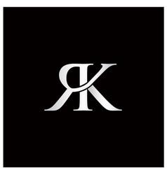Rk logo vector