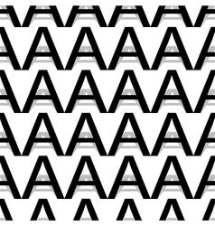 Pattern letter vector