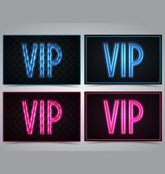 VIP text vector