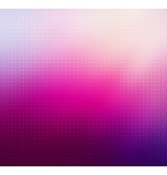 Purple gradient Dotted background vector image vector image