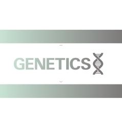 DNA icon symbol vector image
