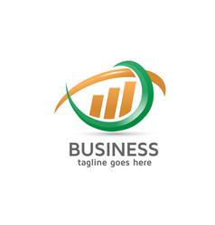 business marketing finance vector image