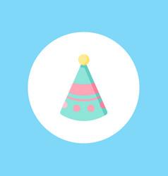 birthday hat icon sign symbol vector image