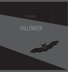 happy halloween party vector image
