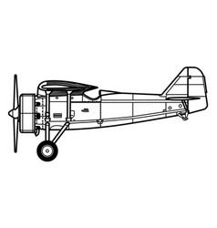 Pzl p7 vector