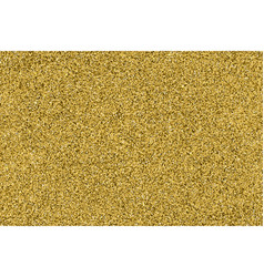 Realistic gold glitter particles effect vector