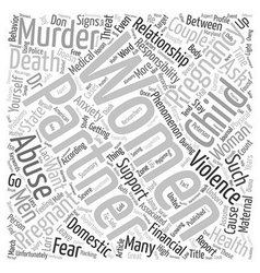Couples Pregnancy And Murder The Maternal Murder vector image