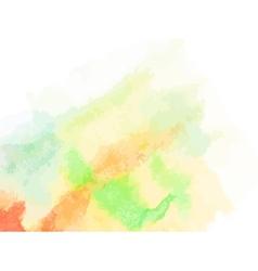 Abstract watercolor art EPS10 vector image vector image