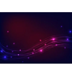 Luminosity background vector image