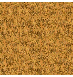 Withered grass camouflage seamless pattern vector