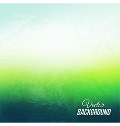 vintage background with gradient vector image vector image