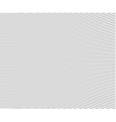 Curved lines monochrome halftone black and white vector