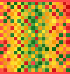 glowing checkered pattern seamless vector image