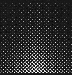monochrome abstract geometric halftone diagonal vector image