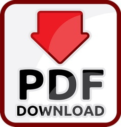 PDF download vector