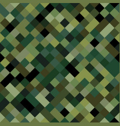 Classic seamless pattern with digital pixel vector