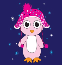 Cute Penguin vector
