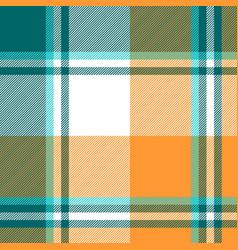 Orange diagonal fabric texture seamless pattern vector