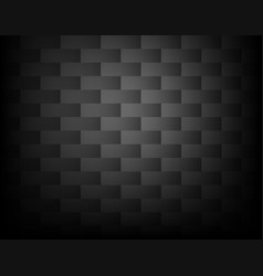black abstract background with weaving background vector image