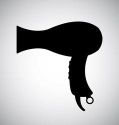 dryer design vector image