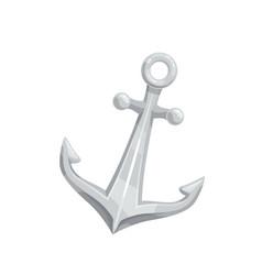 Anchor icon maritime sea vector
