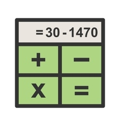 Calculations vector