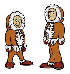 Eskimos vector