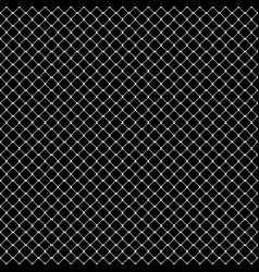 seamless abstract monochrome square pattern vector image