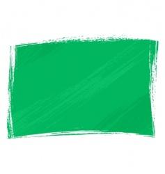 grunge Libya flag vector image vector image