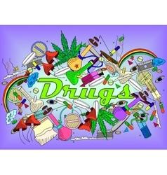 Drugs vector