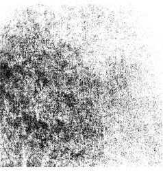 Grainy grunge texture vector
