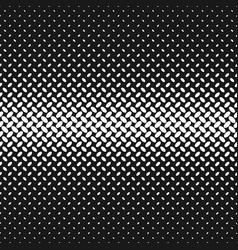 monochrome geometrical halftone diagonal ellipse vector image