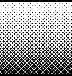 monochrome square pattern background - black and vector image