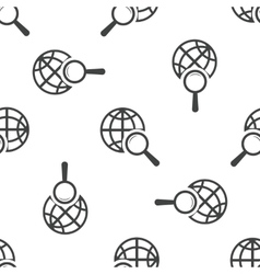 Global search pattern vector