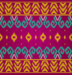 Pattern traditional seamless 01 vector