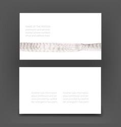 Business art card vector