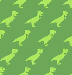Dinosaur seamless pattern Texture of ancient vector image
