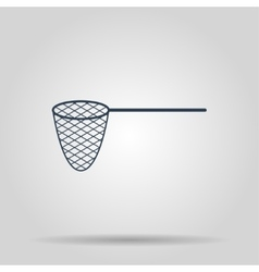 Fishing Icon concept for vector image