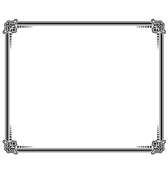Frame 1 vector
