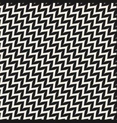 Zigzag diagonal chevron seamless pattern vector