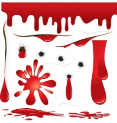 blood vector image