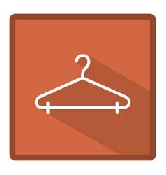 Symbol clothespin icon image vector