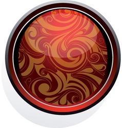 tribal icon vector image