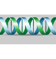 Dna backgound vector