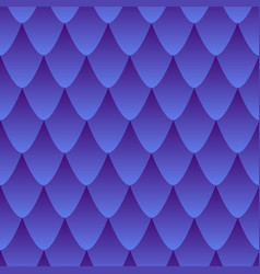 Scaly skin seamless pattern colorful gradient vector