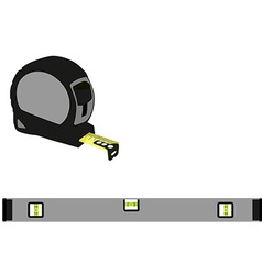 Grey level construction and tape measure vector
